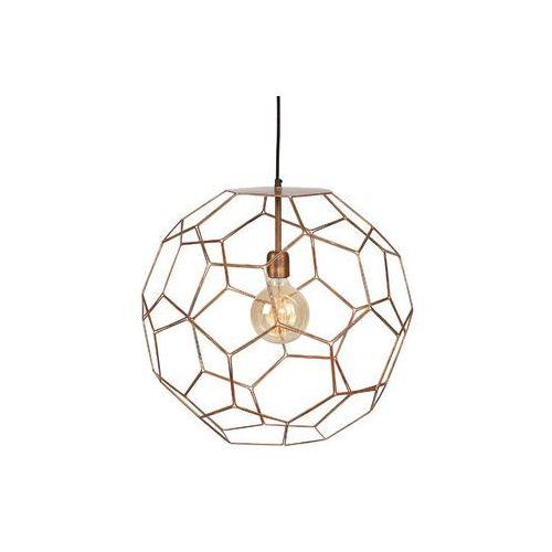 It's About RoMi Lampa wisząca Marrakesh miedziana 34x32cm MARRAKESH/H35/BCO, MARRAKESH/H35/BCO