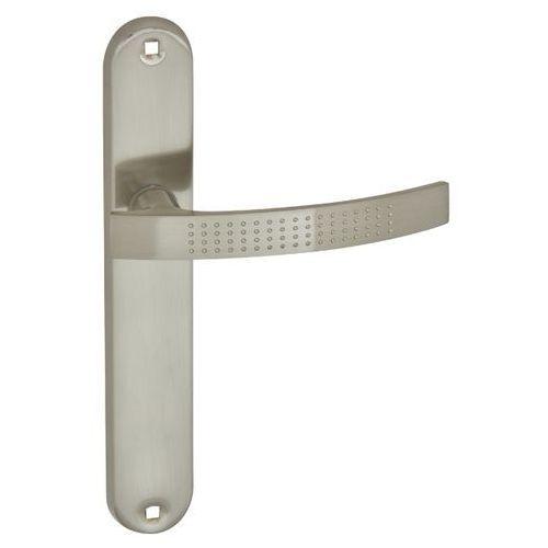 Ambition Klamka drzwiowa argo bez otworu nikiel szczotkowany (5906711270655)