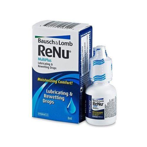 Renu multiplus drops 8 ml marki Bausch & lomb
