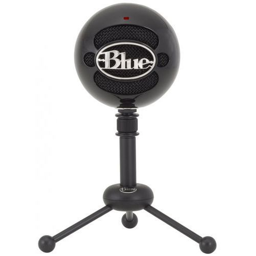 Blue Microphones Snowball GB mikrofon pojemnościowy USB (czarny metalic)