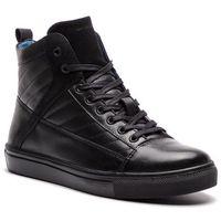 Sneakersy WOJAS - 8252-71 Czarny, kolor czarny