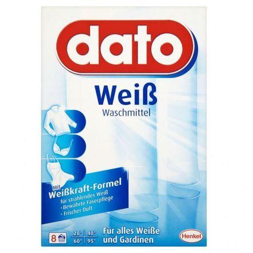 DATO 580g Gardinen Proszek do prania białego niemiecki (8 prań), B74A-988DB