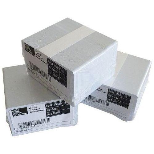 Karty 104523-111 - 500szt marki Zebra