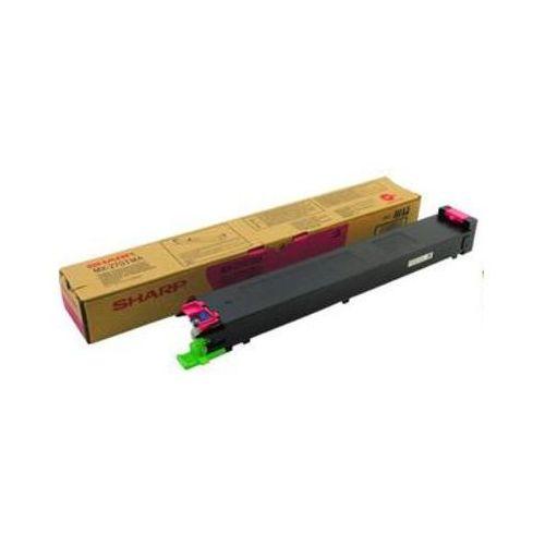Toner oryginalny mx-27gtma purpurowy do mx-4500 n - darmowa dostawa w 24h marki Sharp