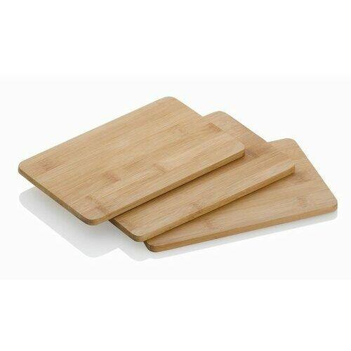 Kela deska do krojenia KATANA, bambus, zestaw 3 szt. (4025457120145)