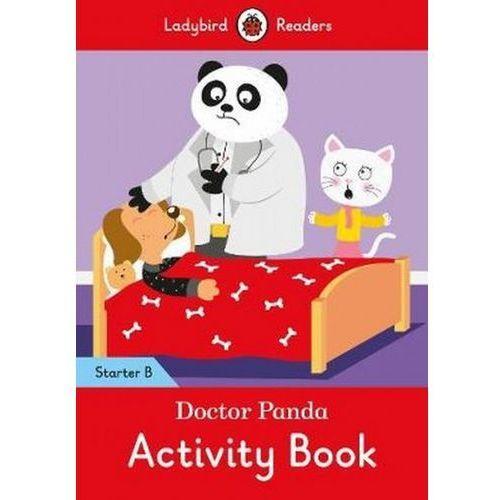 Doctor Panda Activity Book - Ladybird Readers Starter Level B, Ladybird