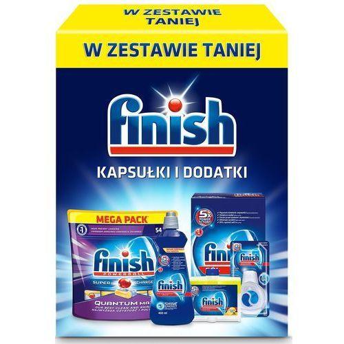Zestaw do zmywarki marki Finish