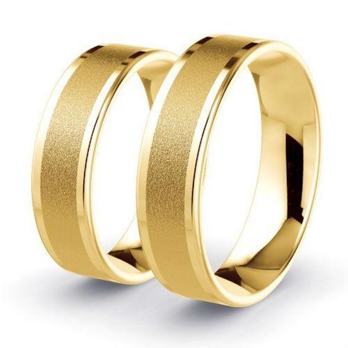 Obrączki Ślubne GoldenDreams GD1-6 (komplet) - sprawdź w wybranym sklepie