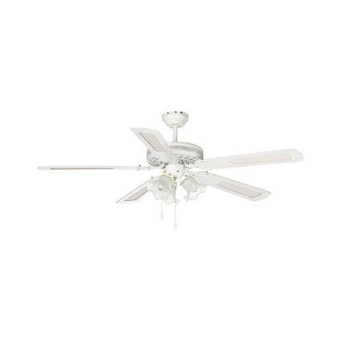 Lampowentylator bahamas biały e27 marki Inspire