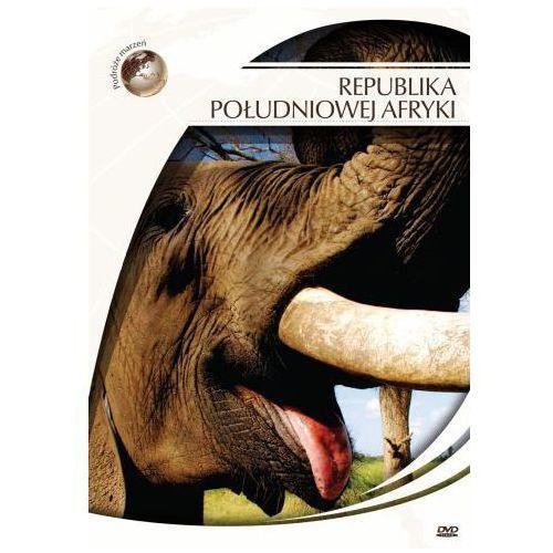 DVD Podróże Marzeń RPA Republika Południowej Afryki