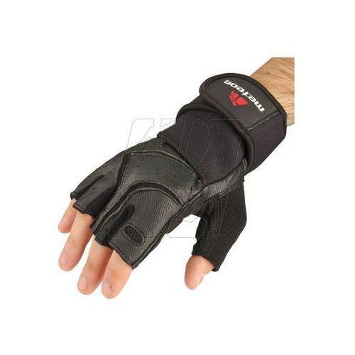 Meteor Rękawice kulturystyczne  grip pro 32000