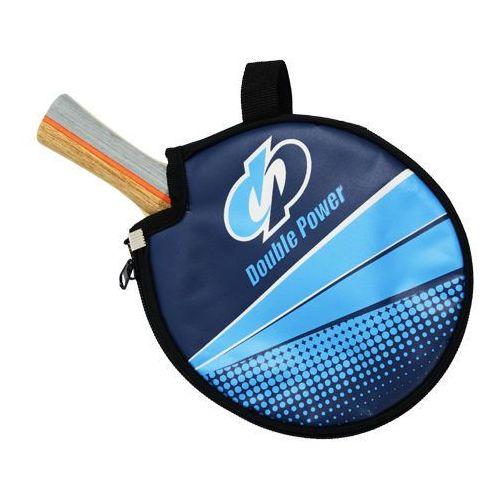 Pokrowiec na rakietę do tenisa stołowego dp ob1 blue 1/2 - niebieski marki Allright