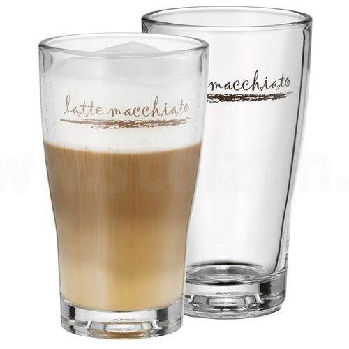 Zestaw 2 szklanek do latte macchiato barista  marki Wmf