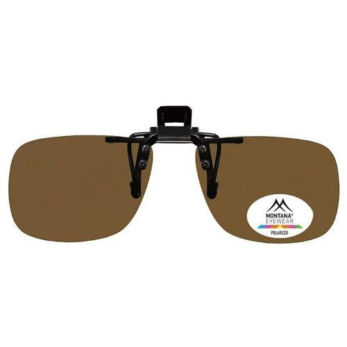Montana collection by sbg Okulary słoneczne 1970 clip on polarized no colorcode