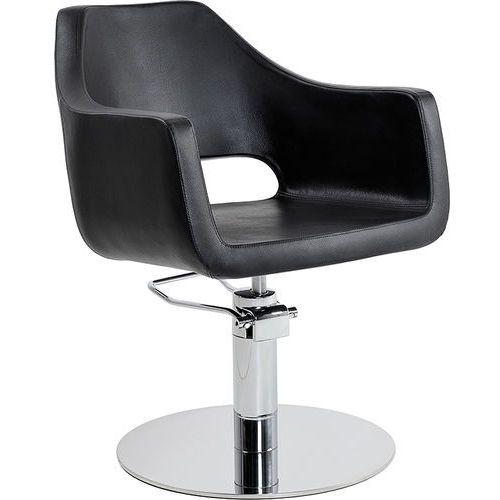 Fotel fryzjerski marea czarny 48h marki Ayala