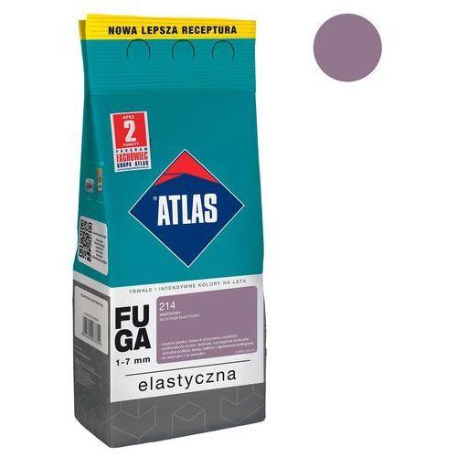 Atlas Fuga cementowa 214 wrzosowy 2 kg