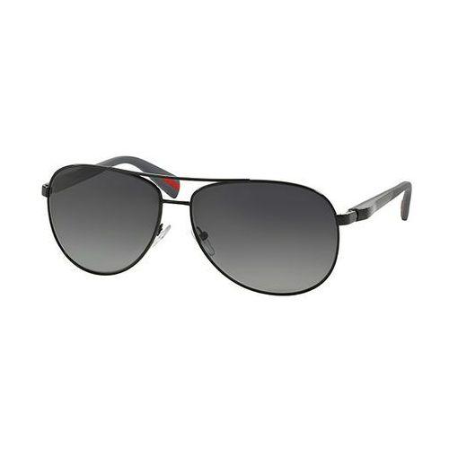 Prada linea rossa Okulary słoneczne ps51os netex collection polarized 7ax5w1