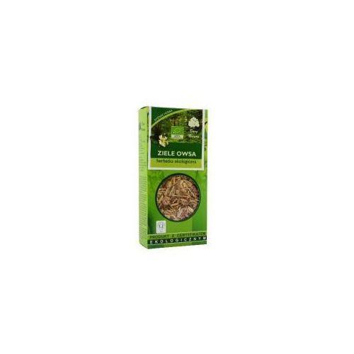 Dary natury Owies ziele herbatka ekologiczna 40gr