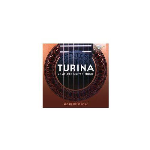 Brilliant classics Turina: complete guitar music (płyta cd)