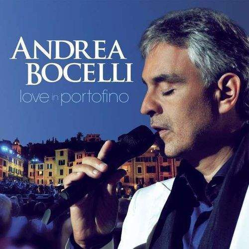 Universal music Love in portofino (polska cena) (dvd dual layer) - andrea bocelli (płyta cd)