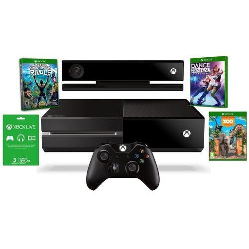Konsola Microsoft Xbox One 500GB. Najniższe ceny, najlepsze promocje w sklepach, opinie.