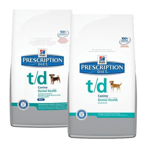 HILL'S Canine t/d 10kg