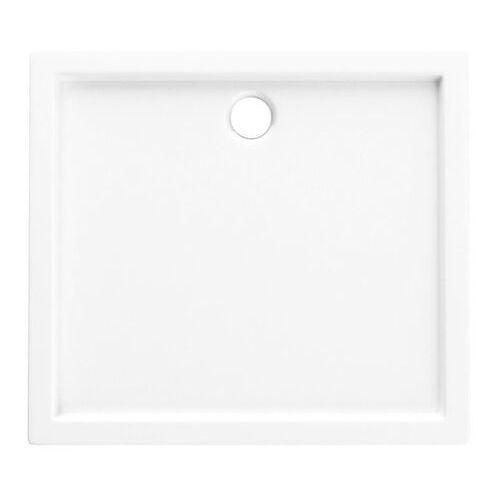 Brodzik akrylowy Sched-Pol Lena 90 x 100 x 14 cm (5902232650938)