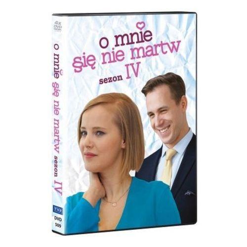 O mnie się nie martw. Sezon 4 (4 DVD) z kategorii Filmy polskie