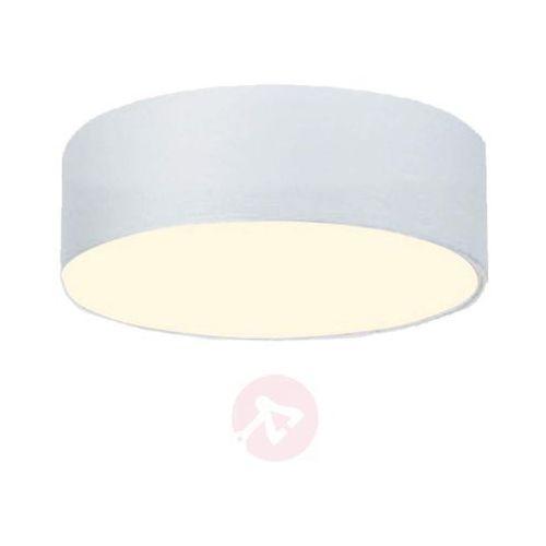 Okrągła lampa wpuszczana led polas ciepło-biała marki Pamalux