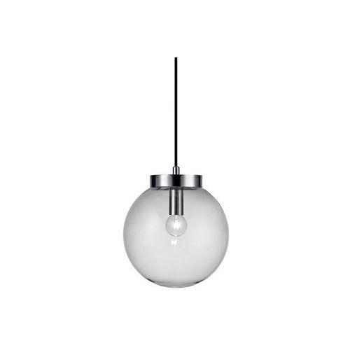 Markslojd Lampa wisząca ball pendant 1l chrome/clear 106836 - – rabat w koszyku