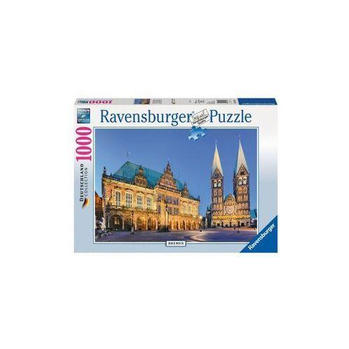 Ravensburger Puzzle 1000 elementów bremen rap196227