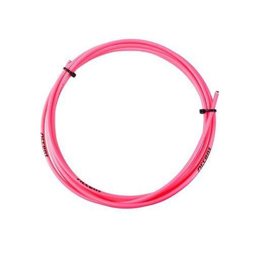 610-22-539_acc pancerz przerzutkowy 4 mm - 3 metry różowy fluo marki Accent