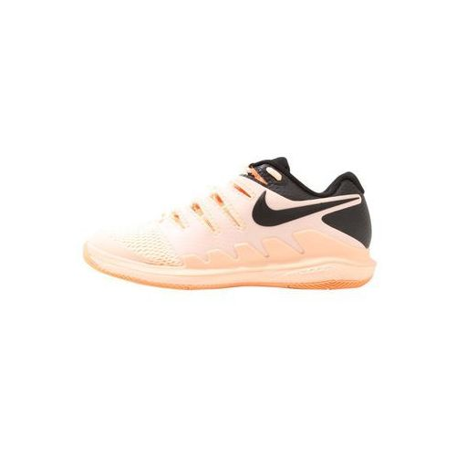 Nike Performance AIR ZOOM VAPOR Obuwie multicourt crimson tint/black/orange pulse, kolor niebieski