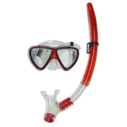 Zestaw do nurkowania SPOKEY Quarius 84097 (maska+fajka) (5907640840971)