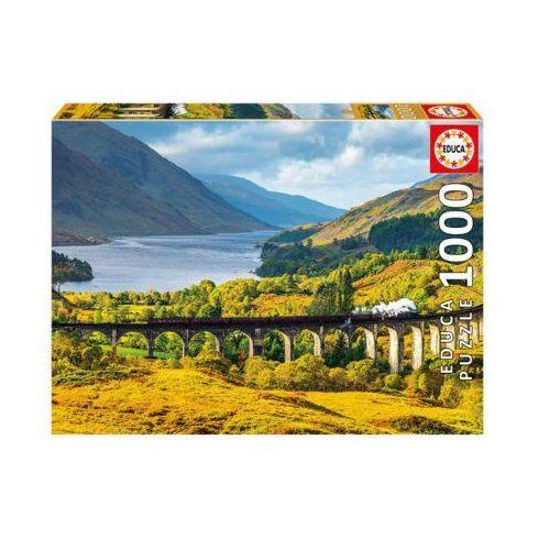 Educa  1000 el. glenfinnan viaduct szkocja
