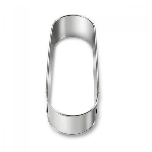 Kuchenprofi Owalna forma do pieczenia 27-40 cm srebrna