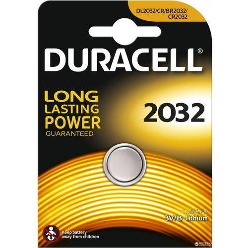 Bateria DURACELL DL2032 1 szt. + Zamów z DOSTAWĄ JUTRO!, 1_592978