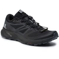 Buty SALOMON - Sense Ride 2 408033 27 V0 Black/Phantom/Ebony