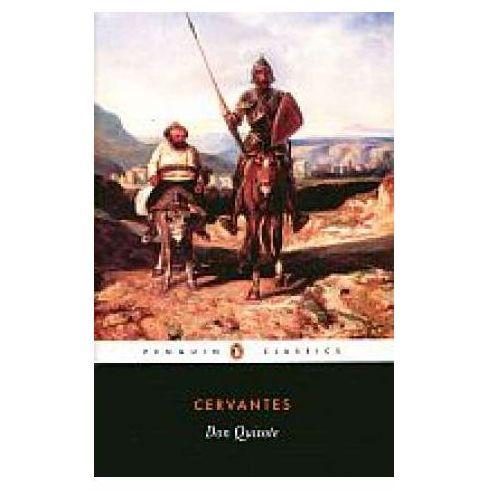 Don Quixote - Miguel de Cervantes (9780140449099)