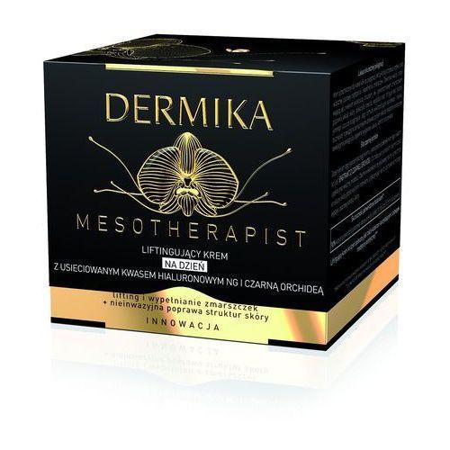 Dermika Mesotherapist liftingujący krem na dzień do skóry dojrzałej (With New Generation Cross-Linked Hyaluronic Acid and Black Orchid) 50 ml, 6372002
