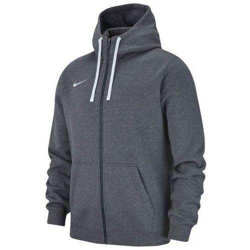 Bluza męska z kapturem hoodie fz flc tm club19 aj1313-071, Nike