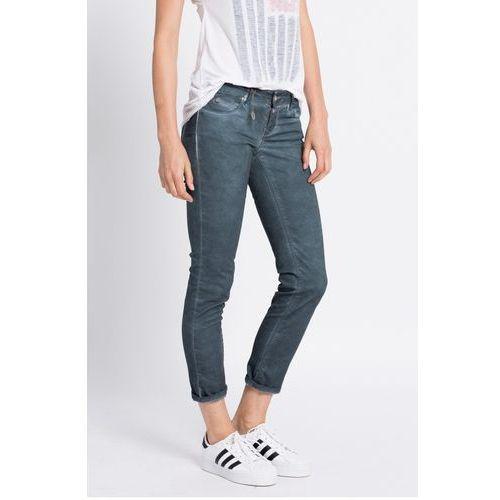 - jeansy hazel low slim colour ankle marki Only