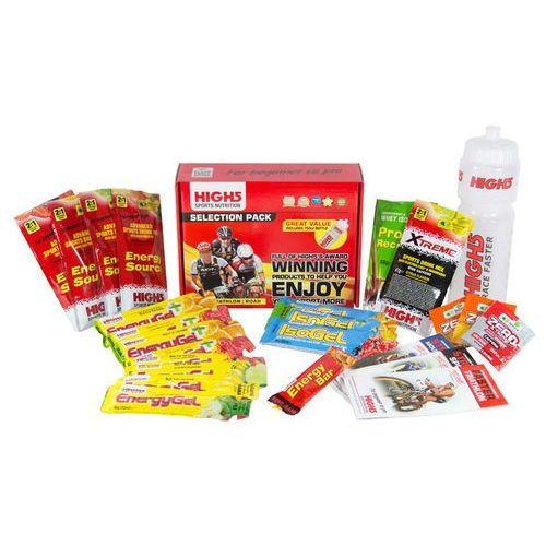 High5 selection żywność energetyczna kolorowy żywność fitness