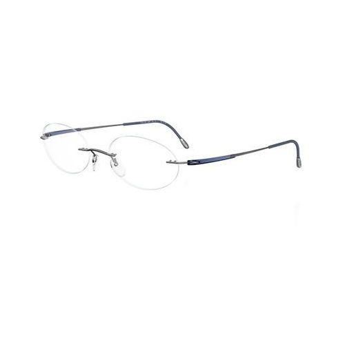 Okulary korekcyjne titan dynamics 7718 6052 marki Silhouette