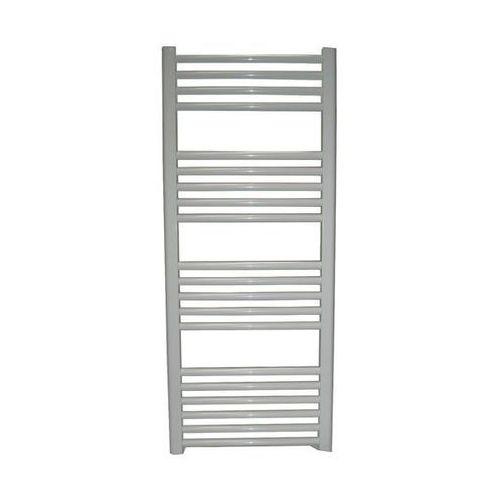 Thomson heating Grzejnik łazienkowy wetherby wykończenie proste, 400x1200, biały/ral -