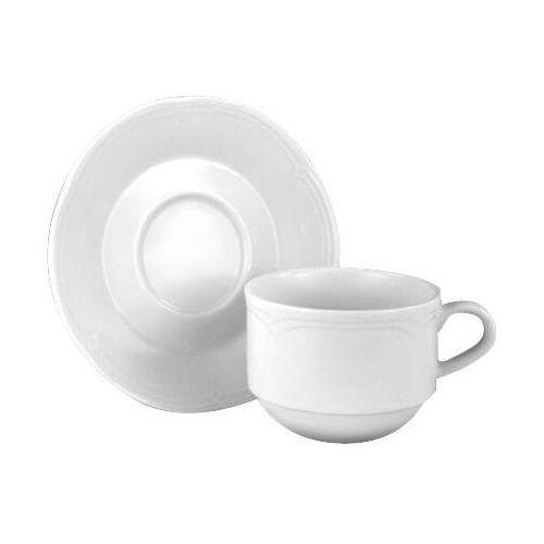 Hendi Porcelana Roma spodek do filiżanki 250 ml - kod Product ID