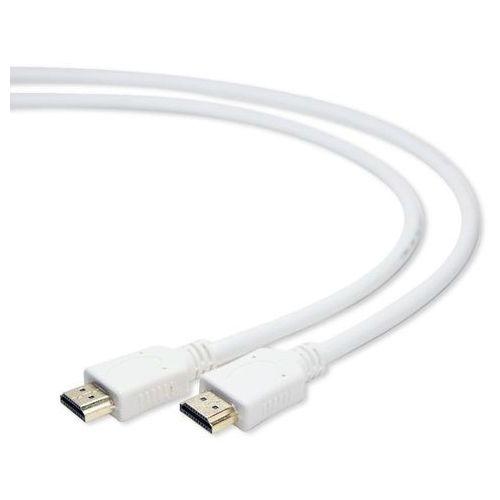 Gembird kabel hdmi-hdmi v2.0 3d tv high speed ethernet 3m (pozłacane końcówki) (8716309077620)