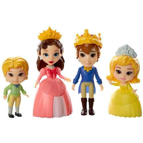 Disney Jej Wysokość zosia: Królewska rodzina