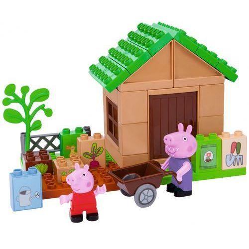 BIG PlayBIG Bloxx Peppa Pig - Ogród Peppy