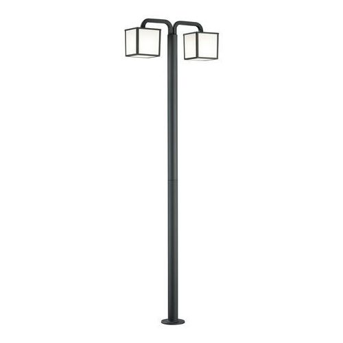 Cubango - lampa masztowa LED z 2 latarniami, 421560242